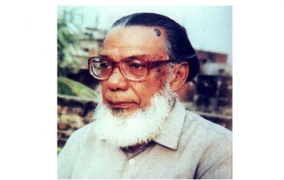 নাটোরের বরেণ্য কথাসাহিত্যিক শফীউদ্দীন সরদার আর নেই