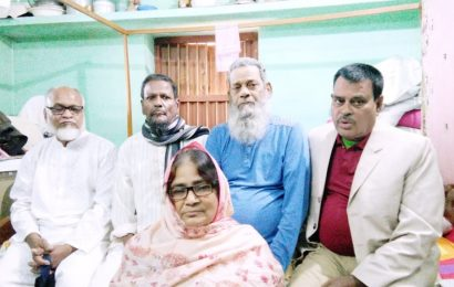 নাটোর-চাঁপাইয়ের চার মুক্তিযোদ্ধা ৪৯ বছর পর একত্রে